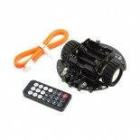 Robot MiniQ 2WD + télécommande ROB0081