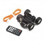 Robot MiniQ 4WD + télécommande ROB0050