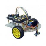Robot suiveur de ligne C9875 (piles non incluses)