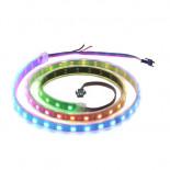 Ruban RGB 1m 60 leds adressables 2529