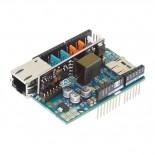 Shield Arduino Ethernet 2 + Poe