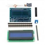 Shield LCD 2 x 16 ADA772