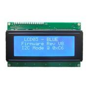 Afficheur série LCD05BL