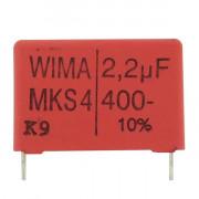 Condensateur MKS 2,2 µF