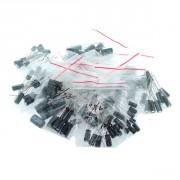 Pochette de condensateurs chimiques