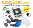 Kit interface RFID Cash-Tag