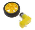 Kit éco roue + motoréducteur MT04