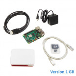 Kit Raspberry Pi 4 B KIT-PI4-1GB