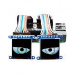 Module yeux animés ADA3813