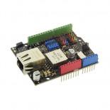 Shield Ethernet compatible PoE DFR0850