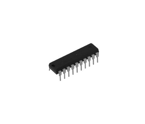 Bascule type d 8 bits 74ls374 for Bascule transistor