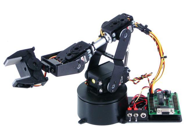 bras robotise programmable