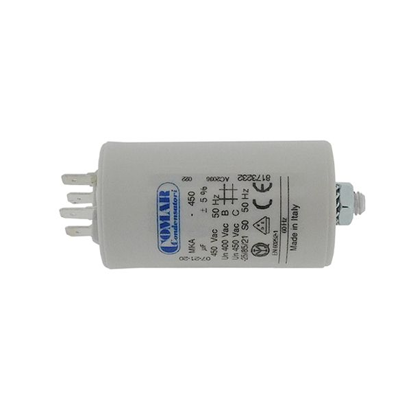 Condensateur De Dmarrage 12f  450v