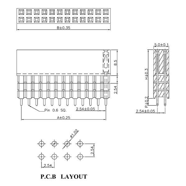 Changement /& Goltermann fernsprechgerät avec 3 broches tf-Connecteur