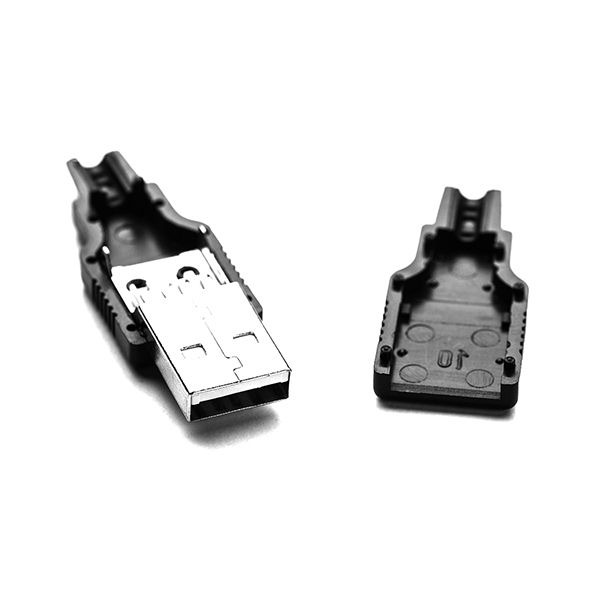 Ori Connecteur Usb A Male A Souder on Rca To Xlr Male Cable