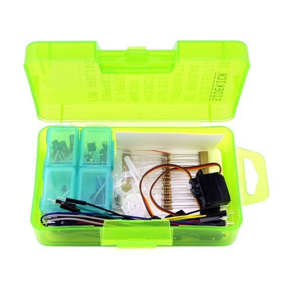 Seeed studio kit de base pour arduino seeeduino