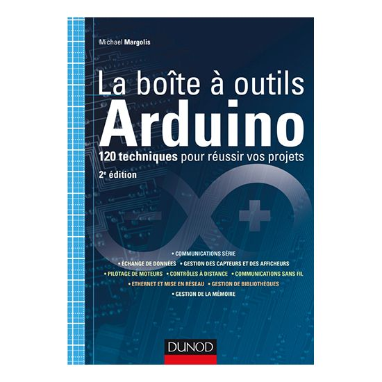 dunod la bo te outils arduino. Black Bedroom Furniture Sets. Home Design Ideas