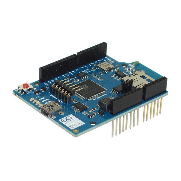 Arduino module wifi shield