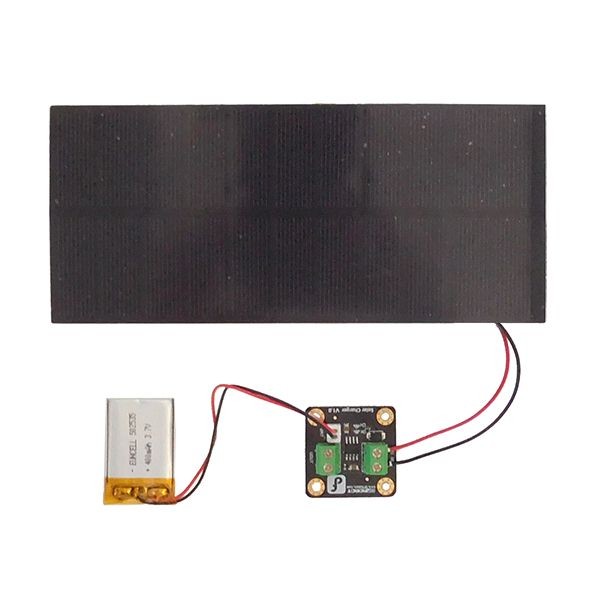 Module chargeur LiPo DFR0264 DFRobot - Chargeurs d'accus | GO TRONIC