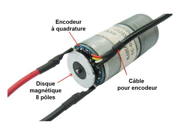 encodeur moteur