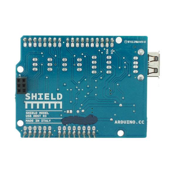 Arduino shield usb host a
