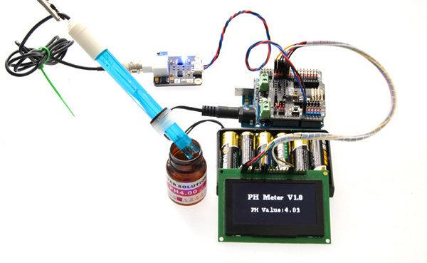 Dfrobot Sonde Ph Interface Sen0161