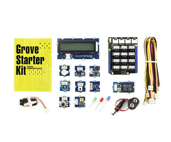 grove starter kit plus