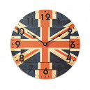 Horloge murale Union Jack WD30UF