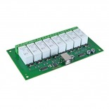 Carte USB à 8 relais bistables USB-RLY16L