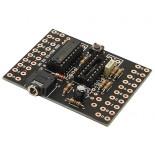 Circuit d'essais pour Picaxe-18M2 CHI030