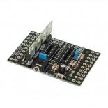 Circuit d'essais pour PICAXE-18M2 CHI035A