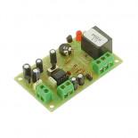 Temporisation sur relais 12V Modules I1-I2-I3